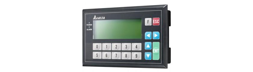 В семействе текстово-графических панелей оператора со встроенным ПЛК от Delta Electronics пополнение.