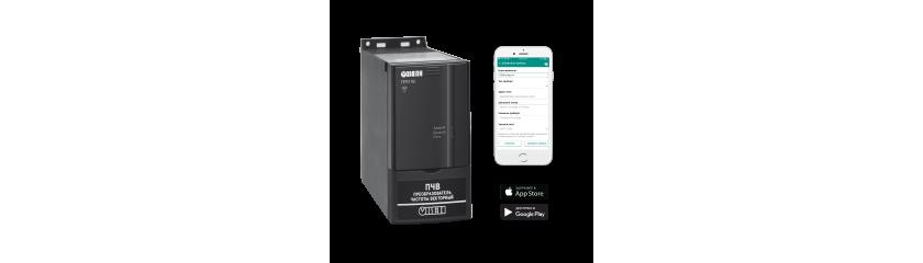 Компания ОВЕН запустила в продажу обновленную версию Wi-Fi-панели ЛПО1В для удаленного управления преобразователями частоты ОВЕН ПЧВ1, ПЧВ2.